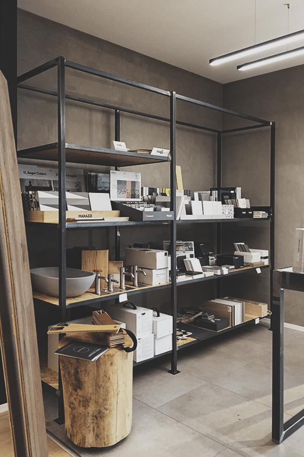 showroom architettura