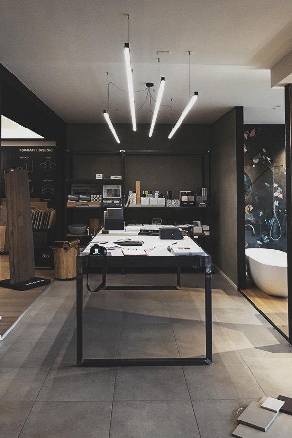 tavolo da lavoro architetto