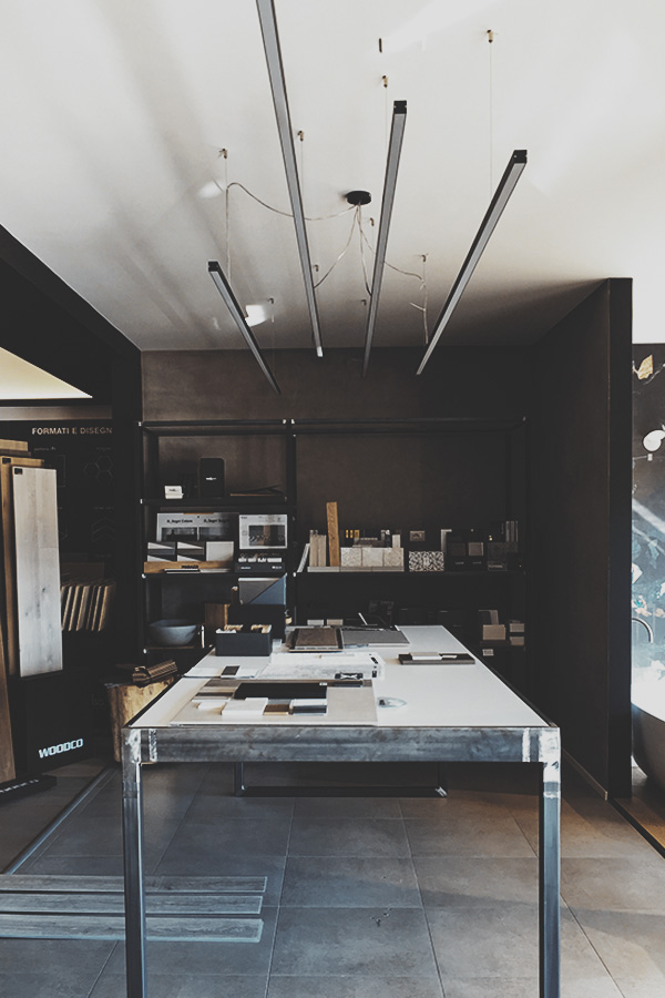 showroom di architettura