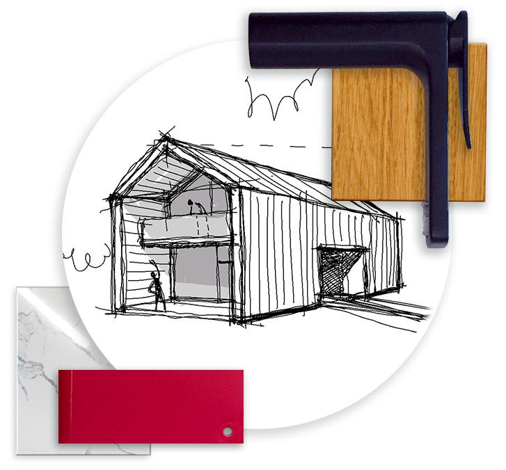 creare moodboard per la tua casa