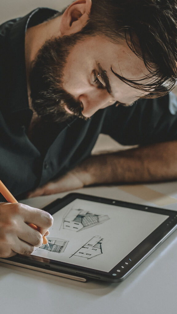 disegnare con ipad pro