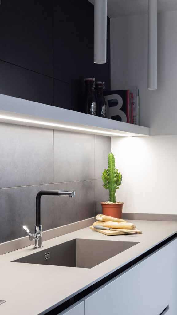 Cucina light design